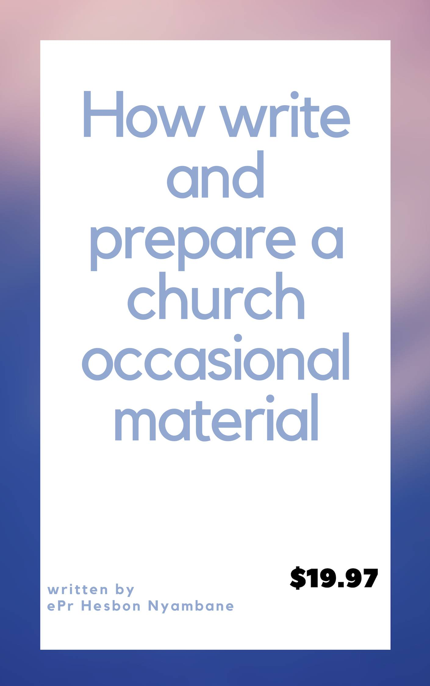 Church Invitation Letter Templates For